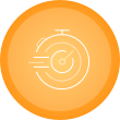 Pandemic speed icon